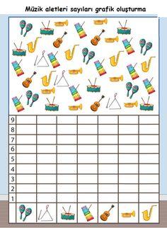 Kindergarten Activities, Activities For Kids, Preschool, Number Puzzles, Music Worksheets, Music Games, Classroom Management, Teaching, Children