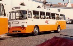 Big Red Bus, Old Lorries, Busses, Lisbon Portugal, Motor, Nostalgia, Trucks, Vehicles, Vintage