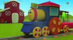 bob il treno fattoria in italiano - YouTube