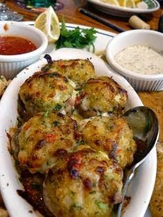 Stuffed Mushrooms~ Olive Garden Copycat