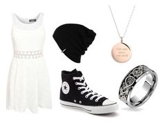 """""""Untitled #216"""" by infintykeeper on Polyvore featuring Patagonia, Pilot, Converse, Bling Jewelry and Kate Spade"""
