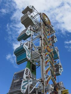 Digital Download Photography Zipper Carnival Ride by 4StoriesUp