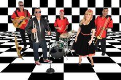 Grease Theme, Corporate Entertainment, Sock Hop, Him Band, Vintage Costumes, Chrome, Palm Beach, Entertaining, Theme Parties