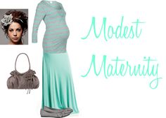"""""""Modest Maternity 1"""" by trinity-holiness-girl on Polyvore"""