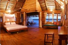 Flamingo Bay Water Lodge, Inhambane Coast, MOZAMBIQUE