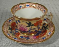 Cup and Saucers