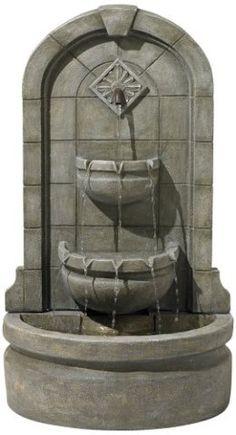 Essex Spigot 41 1/2″ High Three Tier Floor Fountain.  Indoor Fountains Archives - Best Indoor Fountains