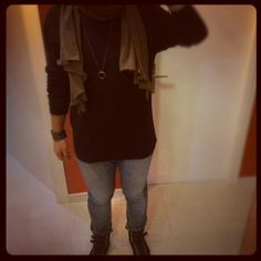 Outfit of the day.