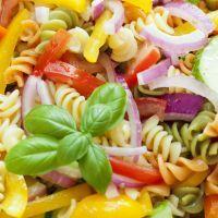 Expert pasta salad -----