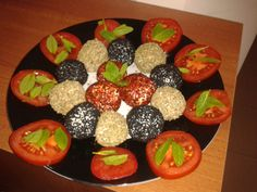 Peynir Topları - Cheese Balls   by Pelin Candemir