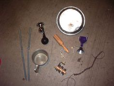 Materials required to build a stumpf fiddle, although you can let your imagination run wild. The first rule of stumpf fiddles is there is no rules for stumpf fiddles!