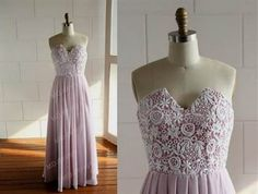 Awesome light purple lace bridesmaid dresses 2017