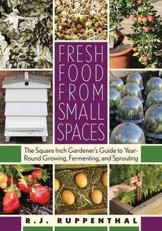 Fresh Food from Small Spaces : Homesteader's Supply    - Self Sufficient Living