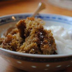 Baked Oatmeal II - Allrecipes.com