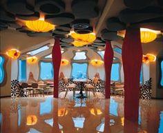 Red Sea Star- Eilat Israel - underwater restaurant
