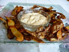 CRISPY POTATO SKINS - Yes, you can have these on a low-carb diet.  Keep the potatoes for your guests, but my guess is they will be reaching for your treat! Serve with your favorite dip!  For more wonderful recipes like this, visit the low-carb friends at: https://www.facebook.com/LowCarbingAmongFriends