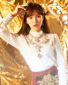 Wendy# red velvet bad boy# RBB# K-pop Irene Red Velvet, Wendy Red Velvet, Pink Velvet, Seulgi, Kpop Girl Groups, Kpop Girls, Red Velvet Photoshoot, Velvet Wallpaper, Kpop Outfits