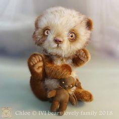 Chloe By Iveta Rakova - Bear Pile