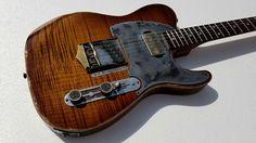 Scala Guitars T-rod Contour