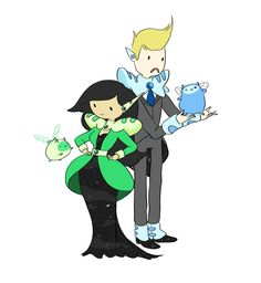 Thanks, Natasha, for the ace Beth & Chris art and the all-around Bravest Warriors love.
