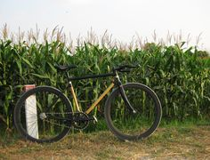 Bamboo bike frame with carbon lug  -Handmade from Viet Nam