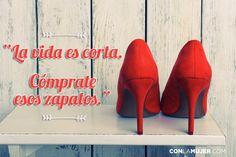 ¡A por ellos! :) #conlamujer
