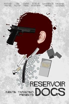 Reservoir Dogs by edgarascensao.deviantart.com on @deviantART