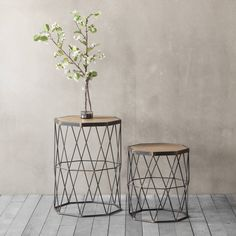 150p - Are you interested in our metal side occasional table? With our bronze wood nesting tables you need look no further.