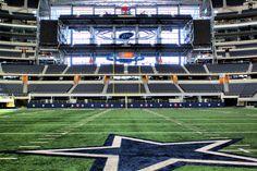 AT&T Stadium in Arlington, TX. Visited in Oct. 2013 to cover the ASU vs. Notre Dame football game as a student reporter. Most phenomenal BUILDING I've ever been in.