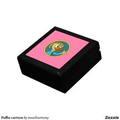 Puffin cartoon gift boxes