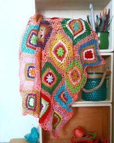 Hello! Have a wonderful afternoon! / Witajcie! Życzę Wam kolorowego popołudnia!   #crochet  #crochetaddict #crochetlove #instacrochet #crocheting #bohocrochet #crochetersofinstagram #crochetsquares #crochetlace #craftastherapy_colortherapy #happyforms by happy.forms