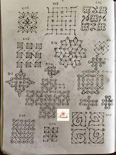 Simple Rangoli With Dots, Simple Rangoli Border Designs, Indian Rangoli Designs, Rangoli Designs Flower, Free Hand Rangoli Design, Rangoli Patterns, Small Rangoli Design, Rangoli Designs With Dots, Beautiful Rangoli Designs