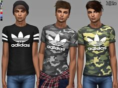 Sims 4 CC's - The Best: Clothing by Margeh75