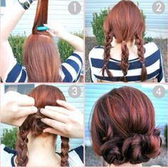I love this .., want to try it on my hair