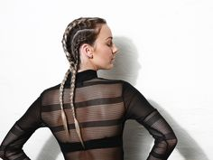TREND: Tight Braids   Hair Beauty Co-op