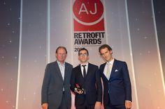 Mæ wins AJ retrofit award