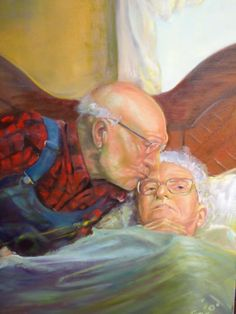 Lasting Love Painting by Todd Gates - Lasting Love Fine Art Prints and Posters for Sale