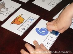 Stamp the X-phonemic awareness for letter X   This Reading Mama