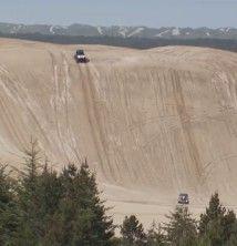 Florence, Oregon sand dunes...