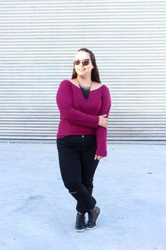 Look do Dia: Jeans e Blusinha| Blog Carol Vayda