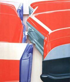 Car Touch, 1966, James Rosenquist