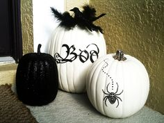 Decorated Pumpkins | Flickr - Photo Sharing!