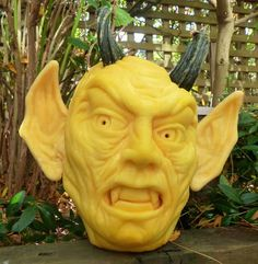 Carved by Clive C., Vancouver, BCRELATED: Feeling Insecure? 19 Carve-less Pumpkin Ideas