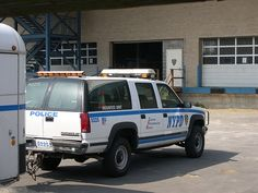 Old Police Cars, Police Truck, Police Vehicles, Emergency Vehicles, New York Police, Car Badges, New York S, Law Enforcement, Ems