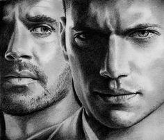 Lincoln Burrows & Michael Scofield