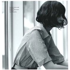A little Friday morning inspiration #bobspiration #tgif  #bobhaircut @laurenceellis