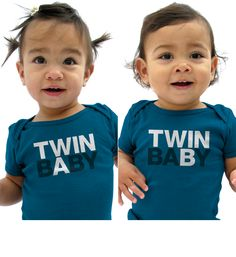 wish they had these onesies when my twins were babies!