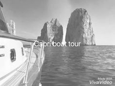 is there, foams and roars, dazzles me with its deep blue color that seems to never end. The horizon is close, but always jumps away, and you with hi… Capri Tour, Made With Vivavideo, Boat Tours, Deep Blue, Outdoor, Color, Colour, Outdoors, Dark Blue