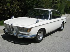Vintage '67 BMW on eBay.