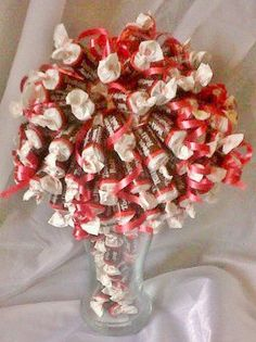 candy arrangement  candy bouquet  candy sundae  by NovaMaries, $14.95